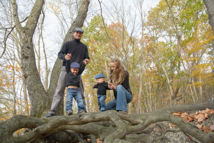 Family photography near Albany NY